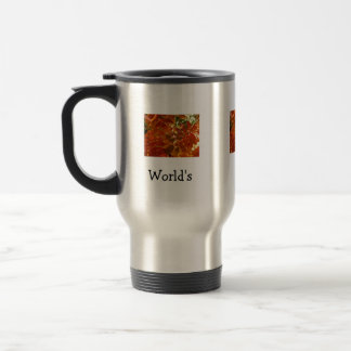 Memory of Autumn; Happy Father's Day Coffee Mug