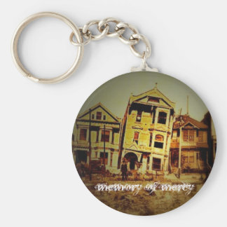 Memory of Mercy Keychain