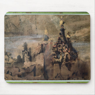 Memory of Spain, 1850 Mouse Pad