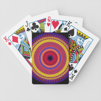 Memory of the 70's bicycle card decks