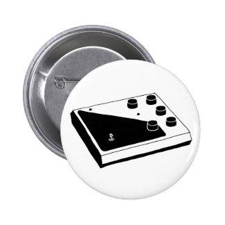 Memory Pedal Button