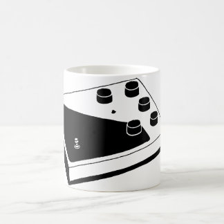 Memory Pedal Mug
