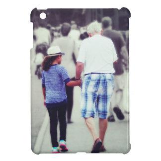 Memory With Grandpa Cover For The iPad Mini