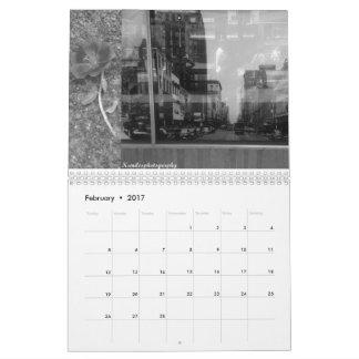 Memphis 2017 Calendar
