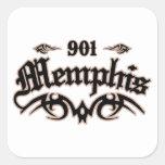 Memphis 901 etiqueta