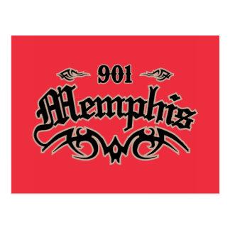 Memphis 901 tarjetas postales
