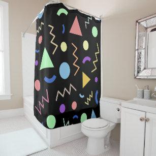 Memphis 92 Shower Curtain