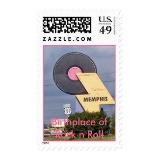 Memphis agradable pequeña, lugar de nacimiento del sello