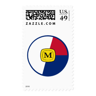 Memphis Air Forces Roundel Stamps