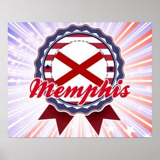 Memphis, AL Poster