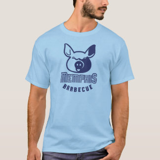 Memphis Barbecue T-Shirt