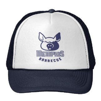 Memphis Barbecue Trucker Hat