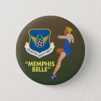 """Memphis Belle"" 8th Air Force Button"