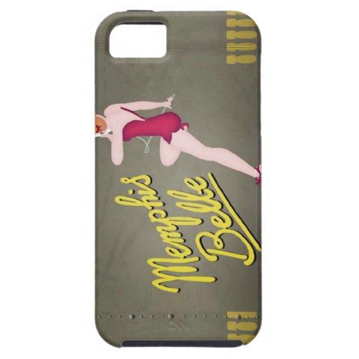 Memphis Belle iPhone 5 Cases