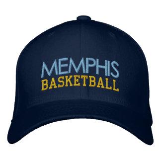 MEMPHIS Blue Basketball Cap
