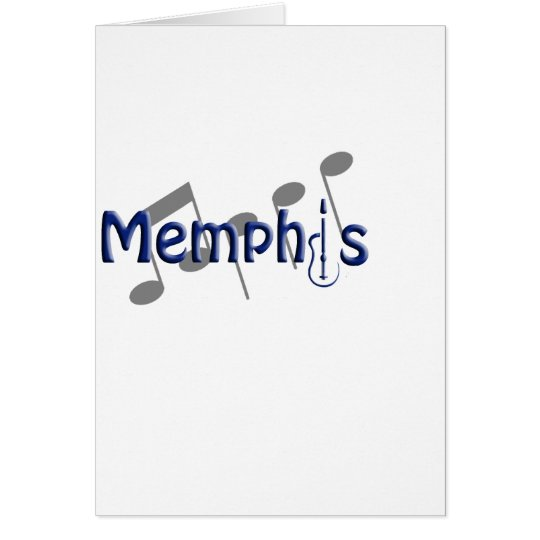 memphis blue with music notes