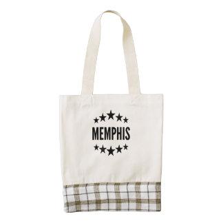 Memphis Bolsa Tote Zazzle HEART