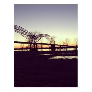 Memphis Bridge Post Cards