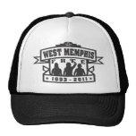 Memphis del oeste tres gorros