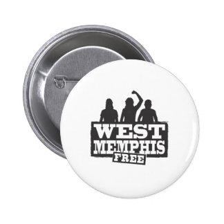 Memphis del oeste tres pin
