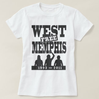 Memphis del oeste tres playera