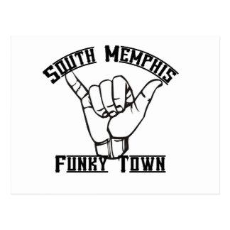 Memphis del sur postal