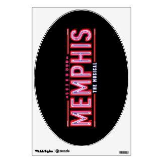 MEMPHIS - el logotipo musical