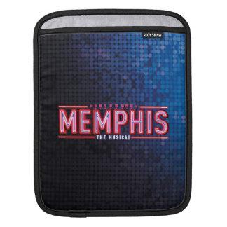 MEMPHIS - el logotipo musical Funda Para iPads