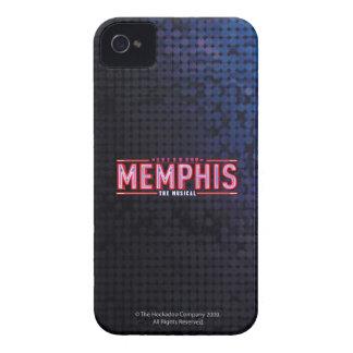 MEMPHIS - el logotipo musical Funda Para iPhone 4 De Case-Mate