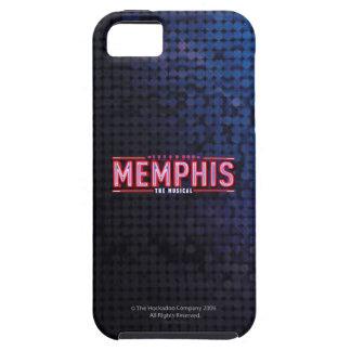 MEMPHIS - el logotipo musical Funda Para iPhone SE/5/5s
