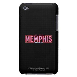 MEMPHIS - el logotipo musical iPod Case-Mate Carcasa