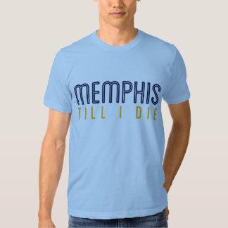 Memphis hasta mí muero playeras