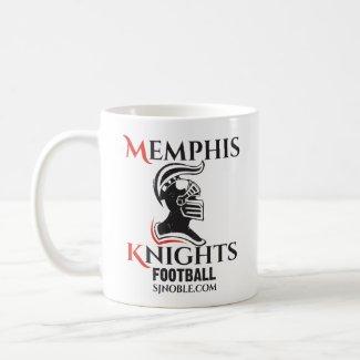 Memphis Knights Logo Mug