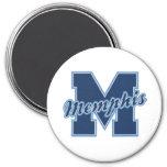 Memphis Letter Magnets