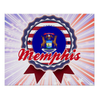 Memphis MI Poster