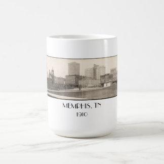Memphis Panoramic Coffee Mug