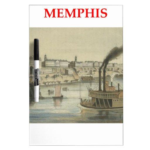 Memphis Pizarras Blancas De Calidad