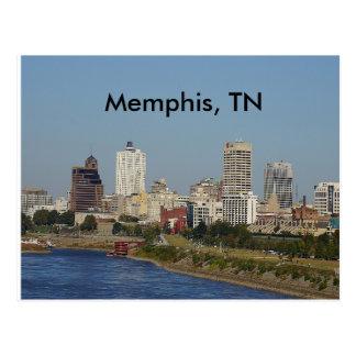 Memphis Postcard