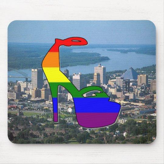 Memphis Pride Mouse Pad