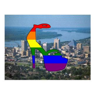 Memphis Pride Postcard