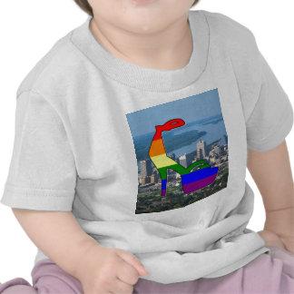 Memphis Pride Tee Shirts