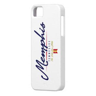 Memphis Script iPhone SE/5/5s Case