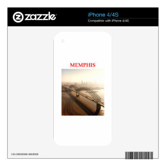 memphis skins for the iPhone 4S