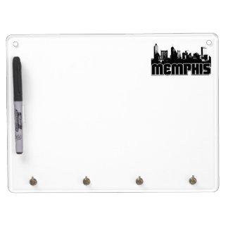 Memphis Skyline Dry-Erase Boards