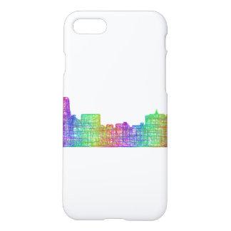 Memphis skyline iPhone 7 case