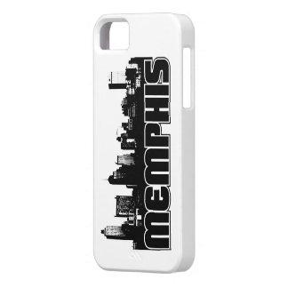 Memphis Skyline iPhone SE/5/5s Case