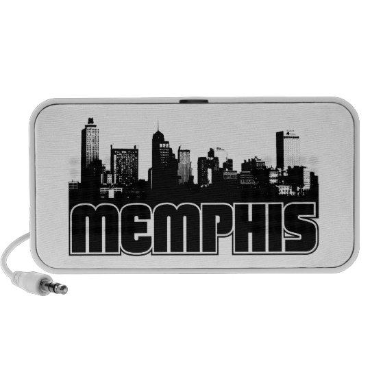 Memphis Skyline Mini Speaker