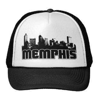 Memphis Skyline Trucker Hat