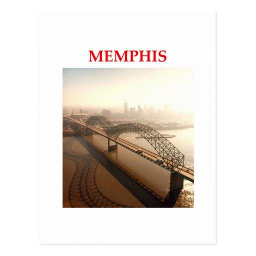 Memphis Tarjetas Postales