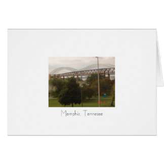Memphis, Tennesee Card